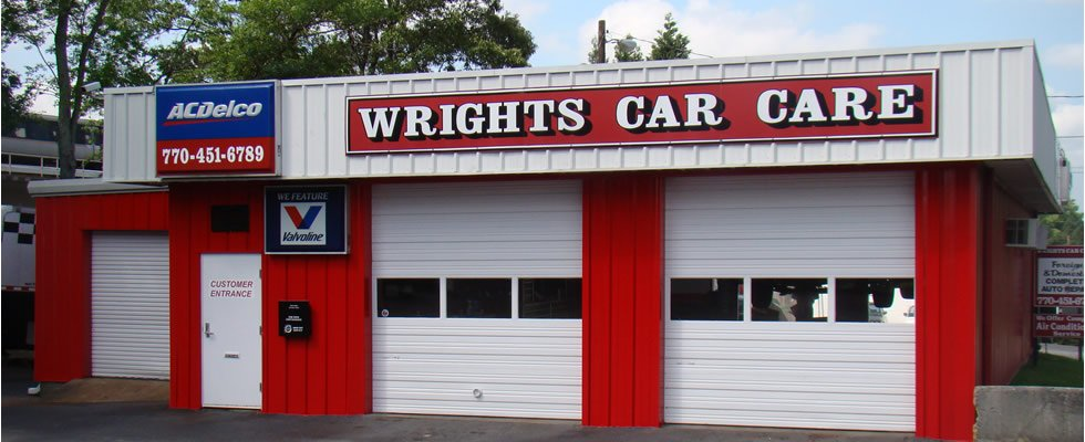 About Wrights Car Care